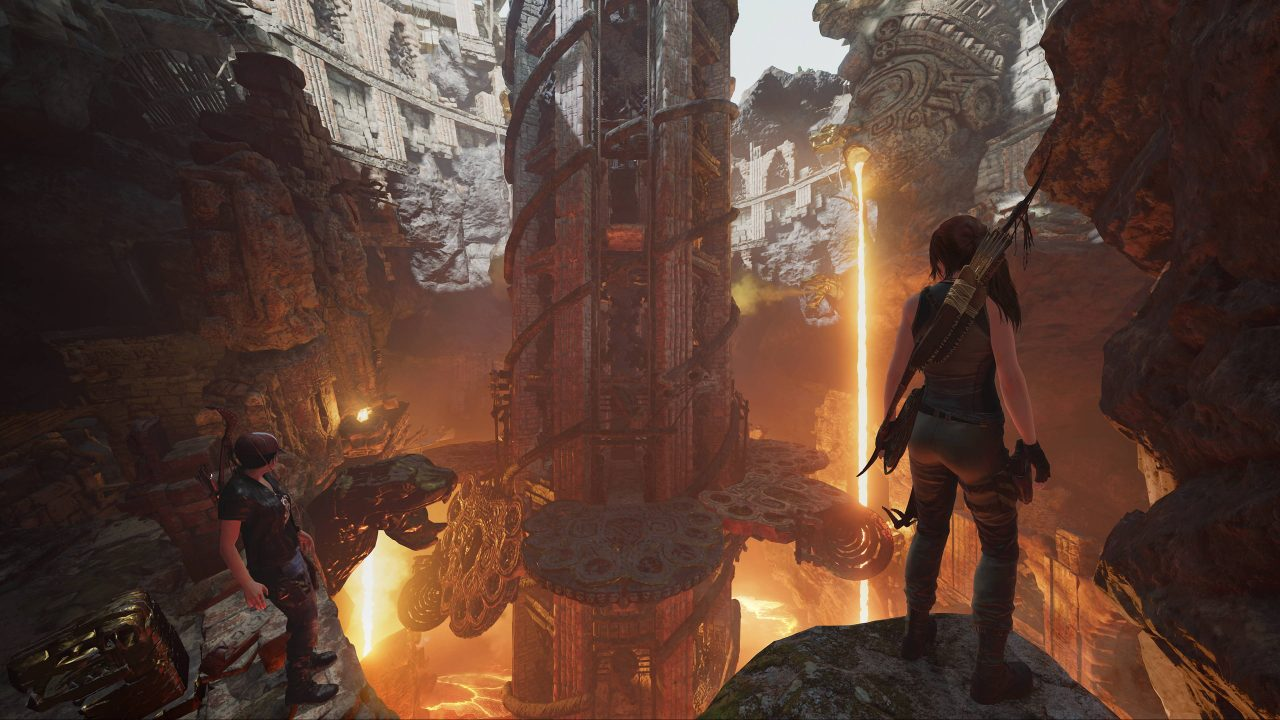 Des infos sur The Forge, la première extension de Shadow of the Tomb Raider