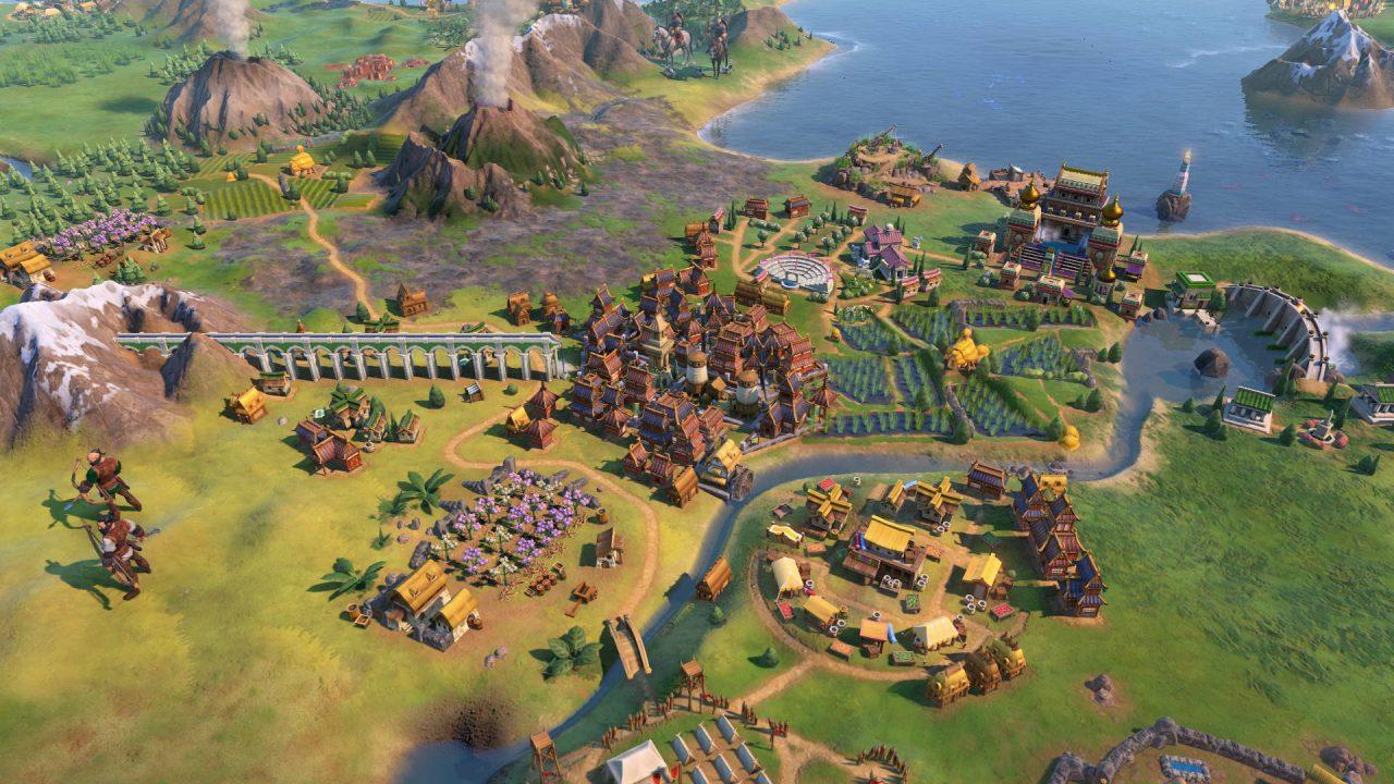 Sid Meier's Civilization VI jouable gratuitement la semaine prochaine