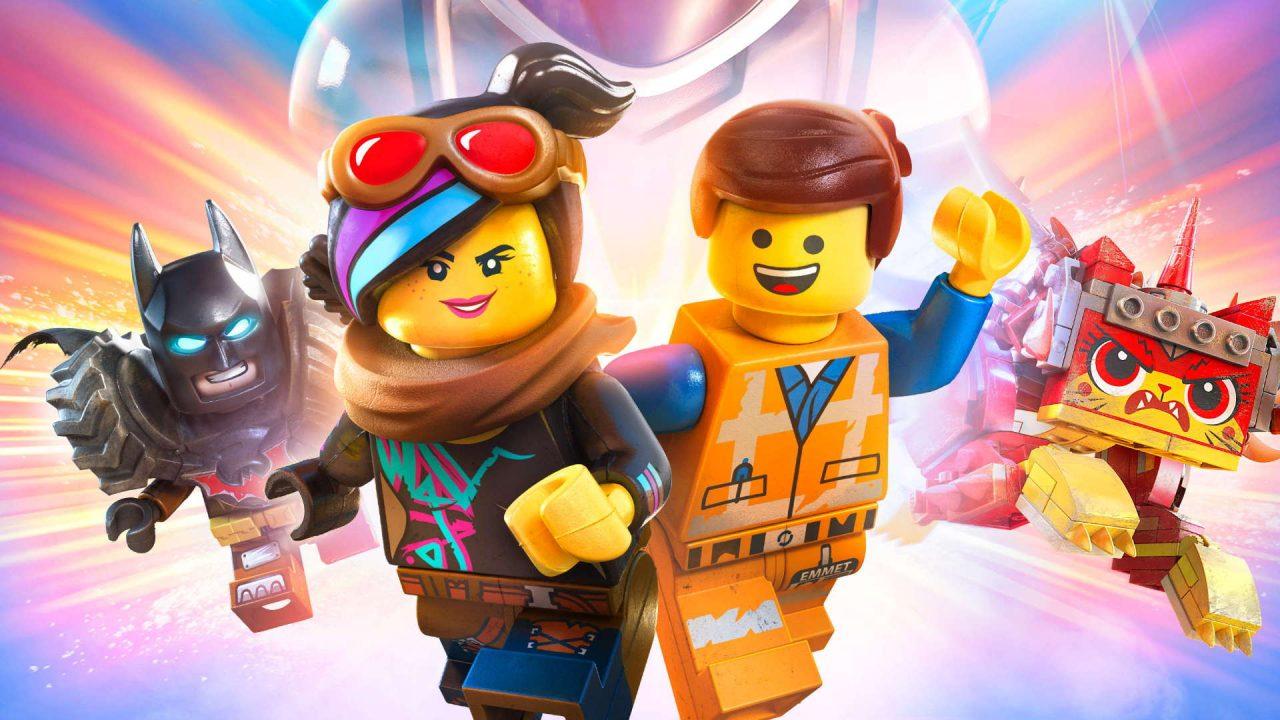 Première vidéo de gameplay de l'adaptation vidéoludique de La Grande Aventure Lego 2