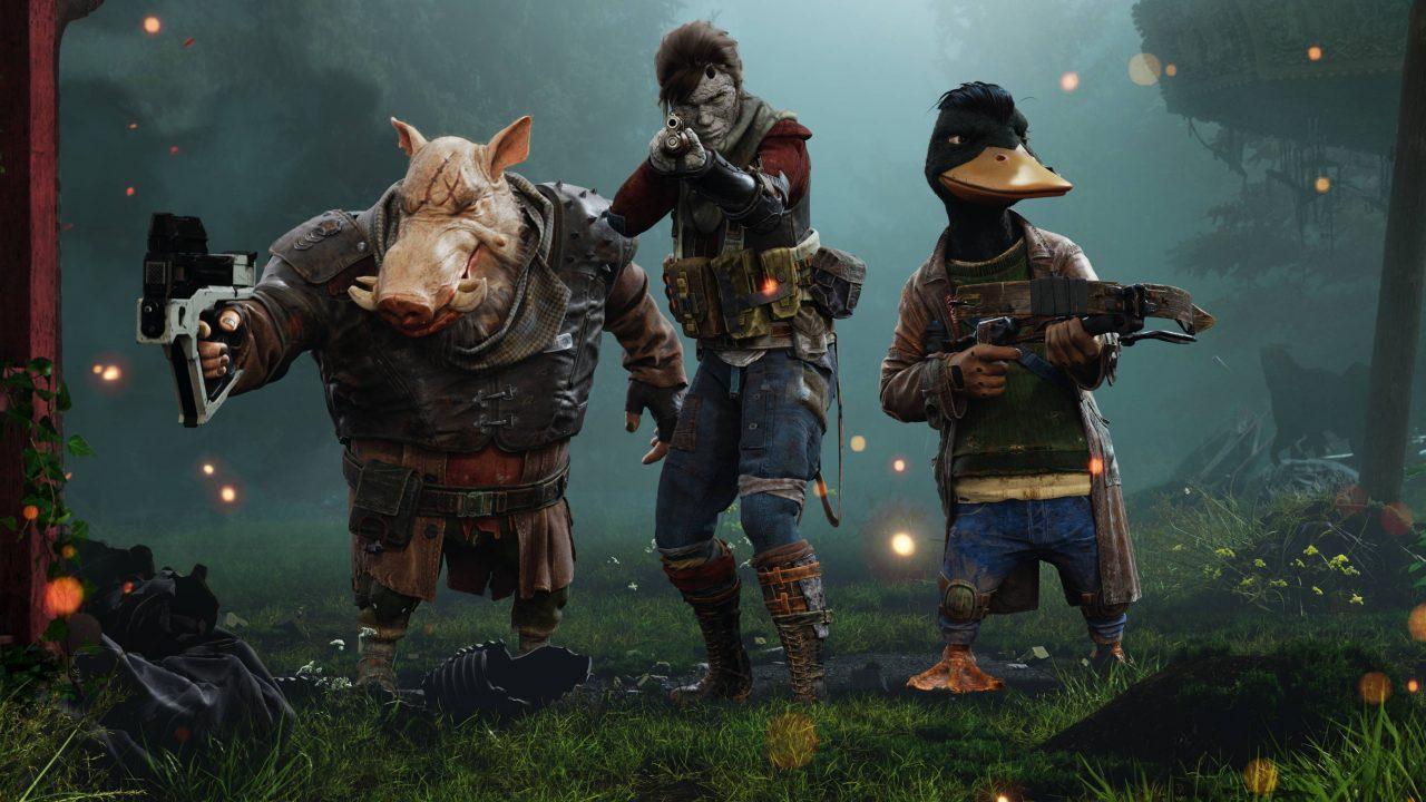 Mutant Year Zero en démo sur PC et sur le Xbox Game Pass à sa sortie