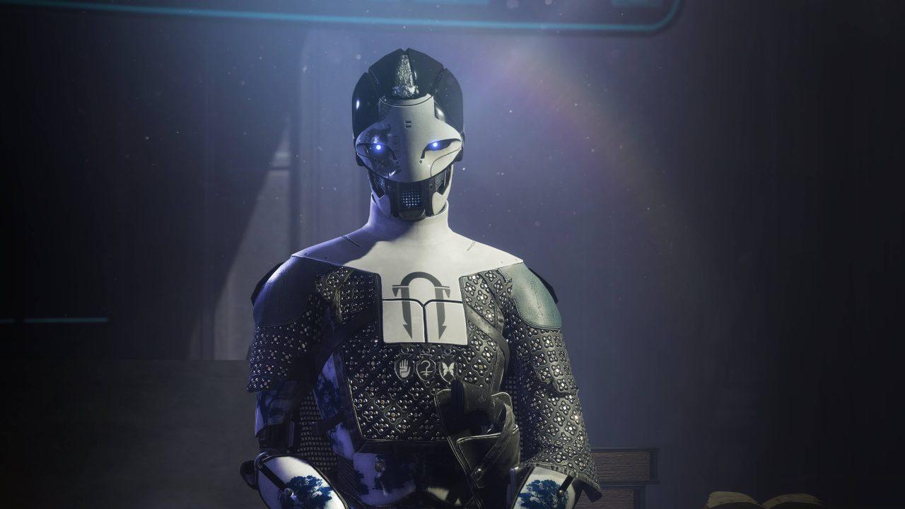 Comment terminer la quête de la Tablette Etrange sur Destiny 2 L'Arsenal Sombre
