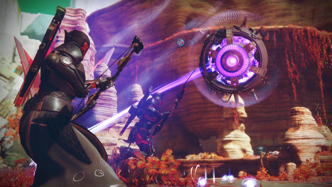 Bungie tente de corriger son erreur sur la Forge sur Destiny 2 L'Arsenal Sombre