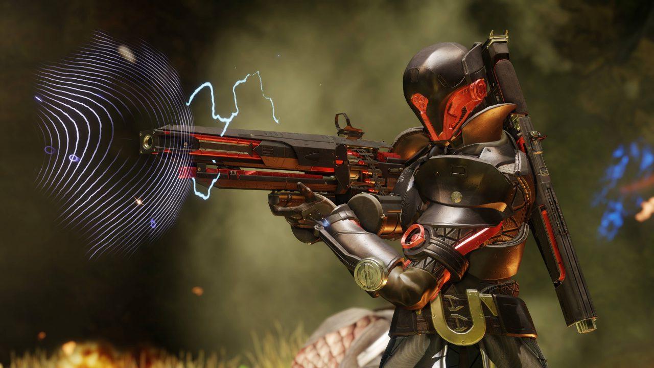 Comment terminer la quête de la boîte mystérieuse sur Destiny 2 L'Arsenal Sombre