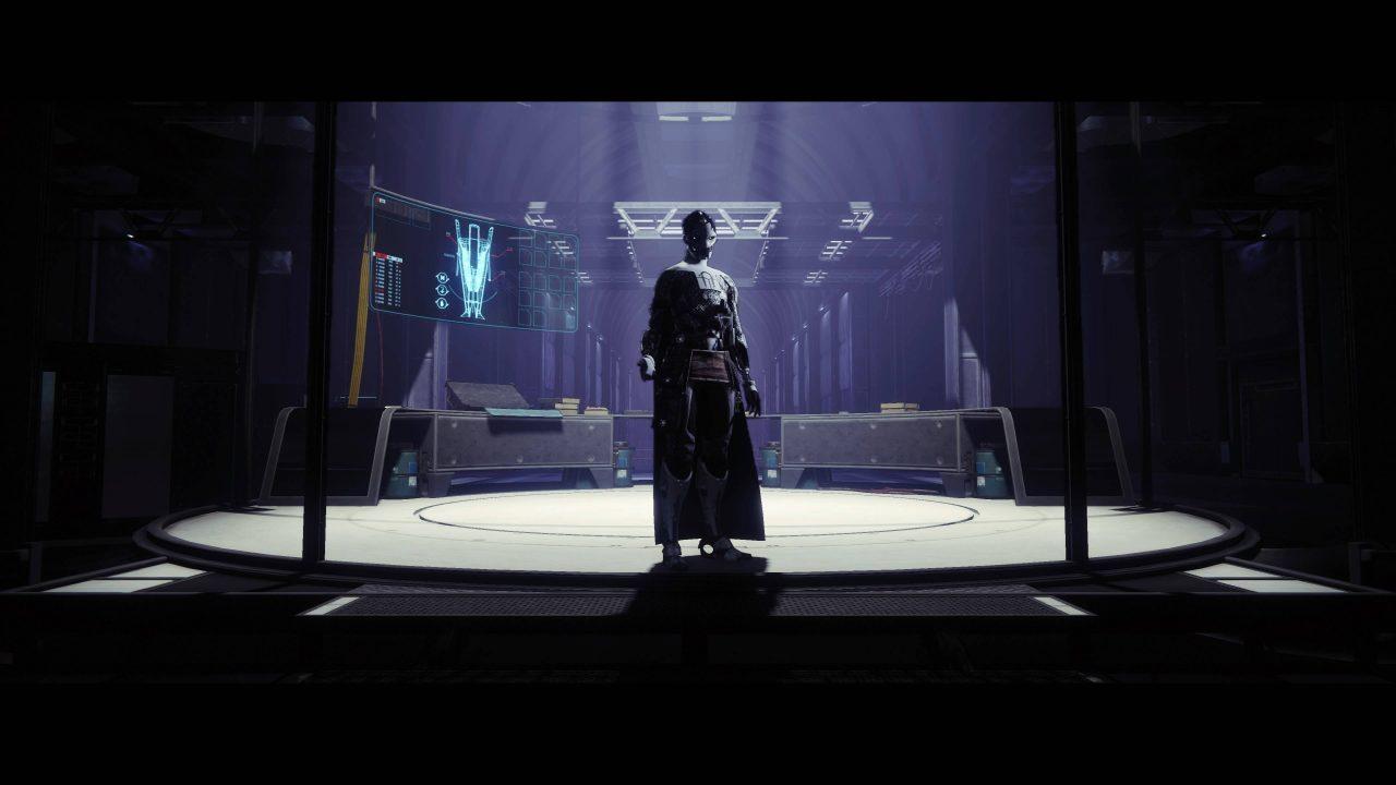 Comment trouver la quête de la boîte mystérieuse de l'Arsenal Sombre sur Destiny 2?