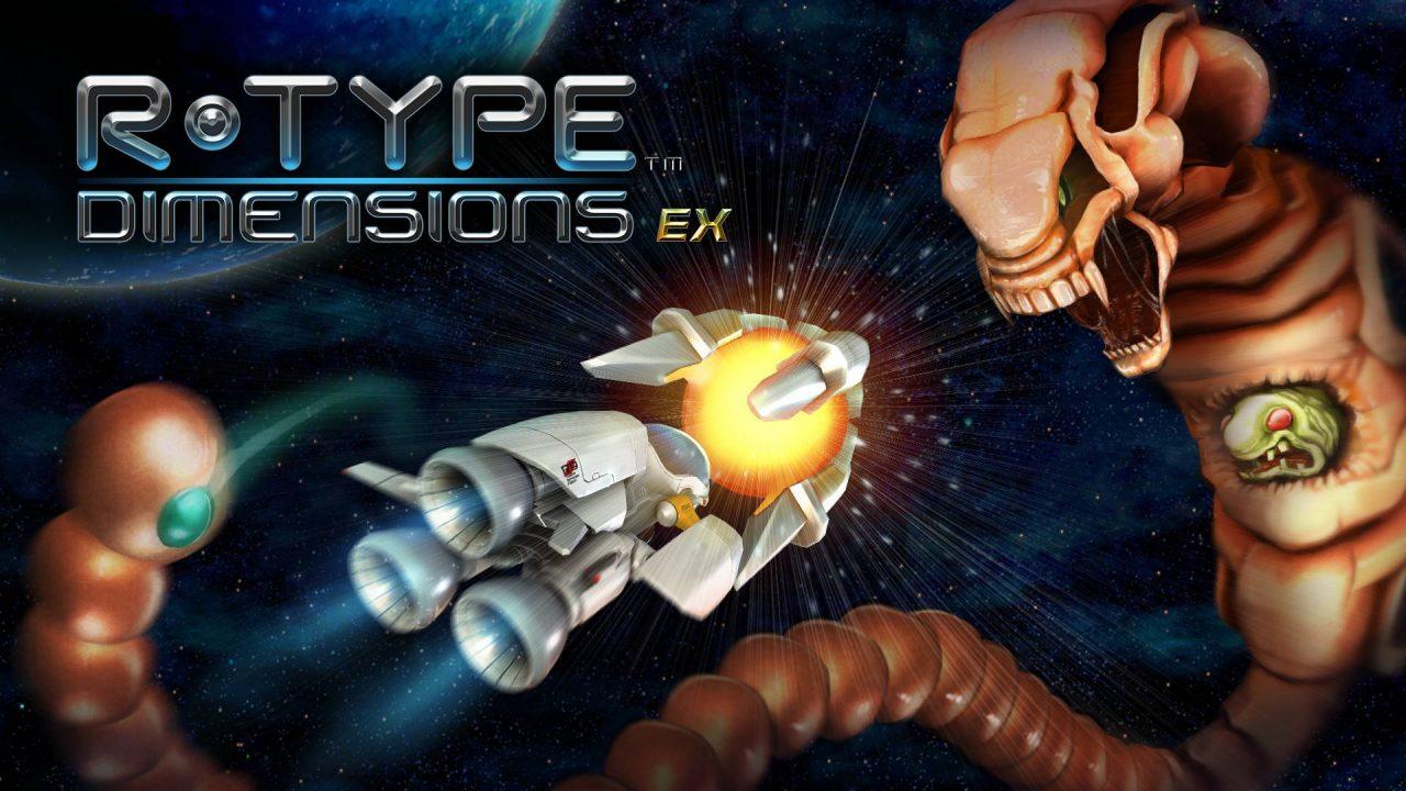 R-Type Dimensions EX disponible sur PS4