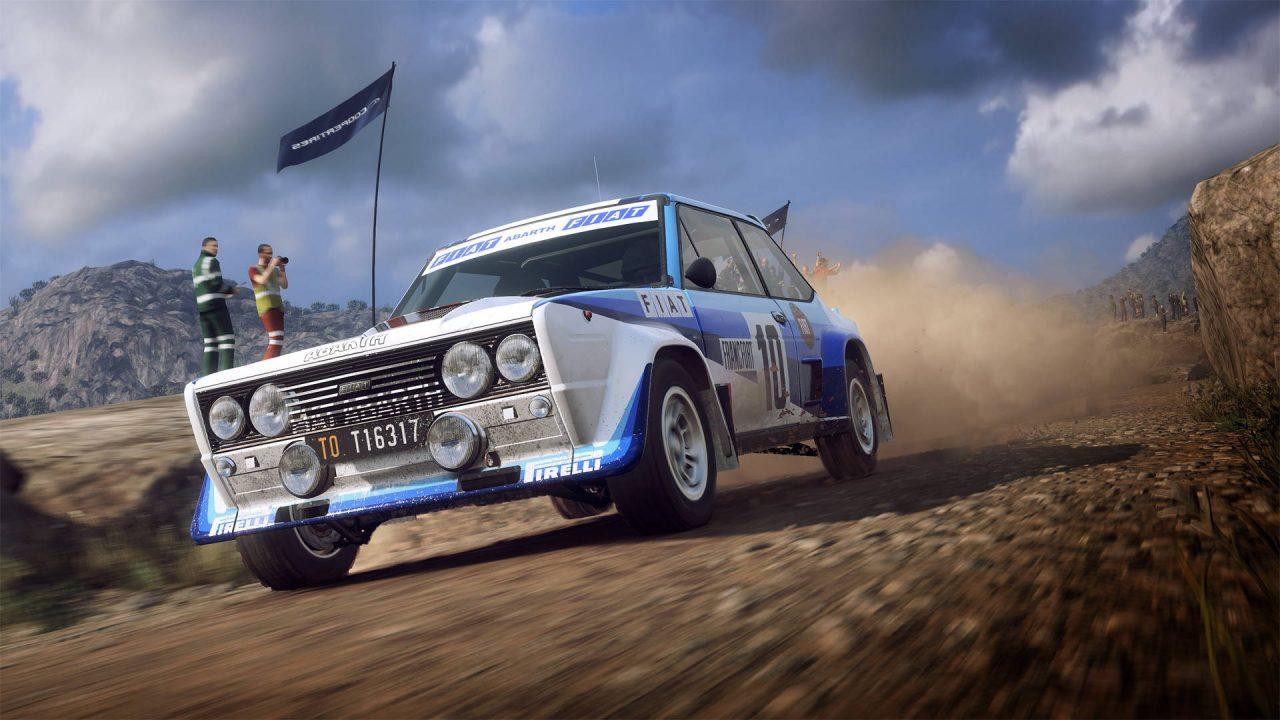 Voici la liste des voitures de DiRT Rally 2.0
