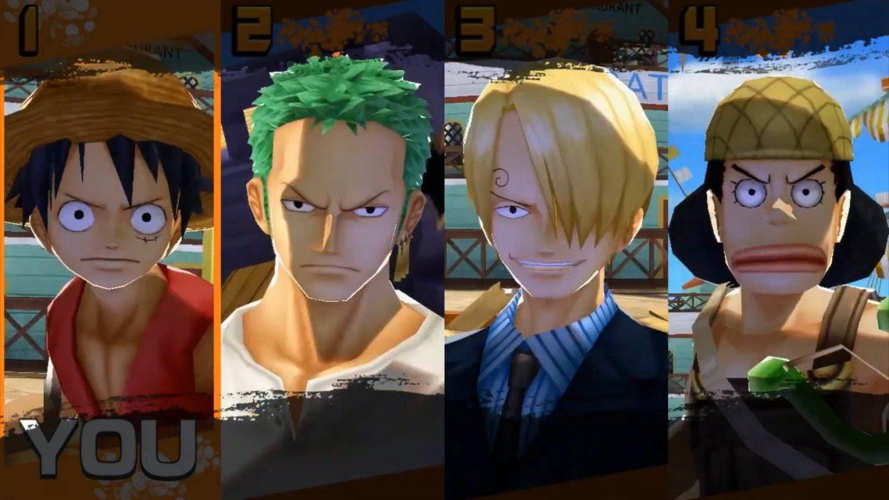Bandai Namco annonce une mise à jour de son One Piece Bounty Rush sur mobiles