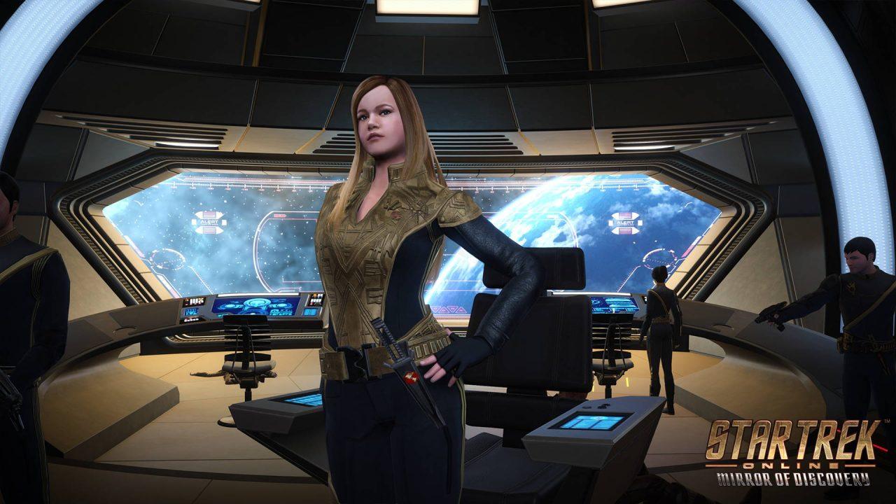 L'extension Mirror of Discovery débarque sur Star Trek Online