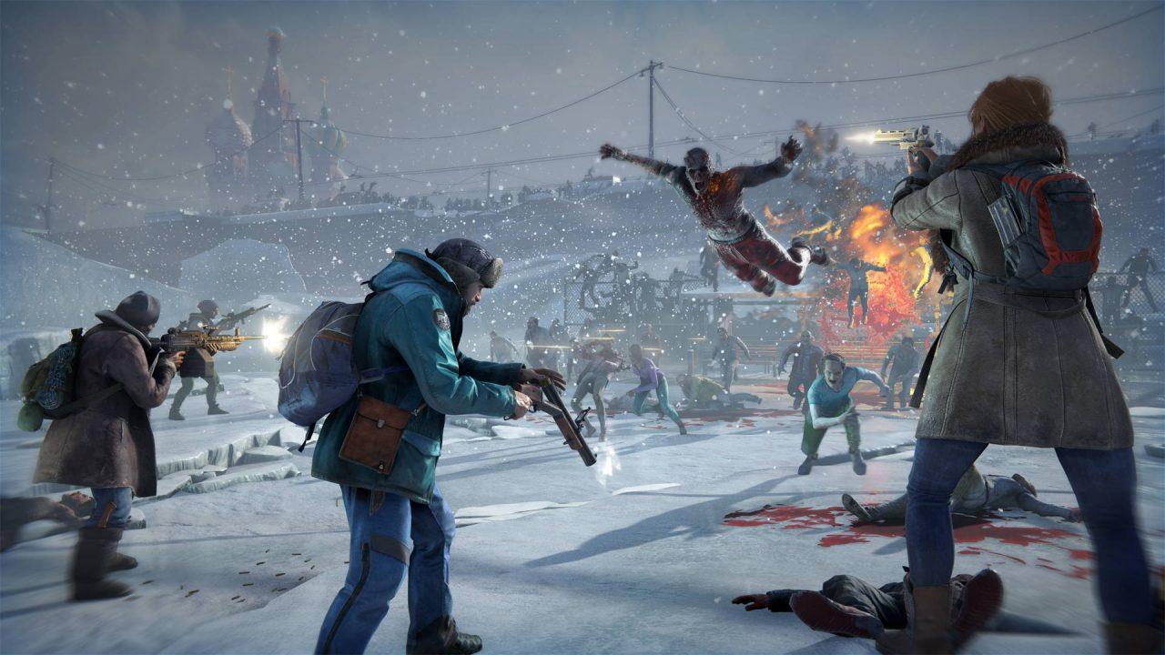 World War Z PC gratuit sur Epic Games Store et arrivée du crossplay Xbox One/PC
