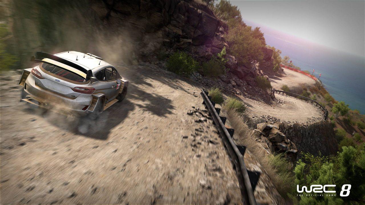Premières images et vidéo de WRC 8