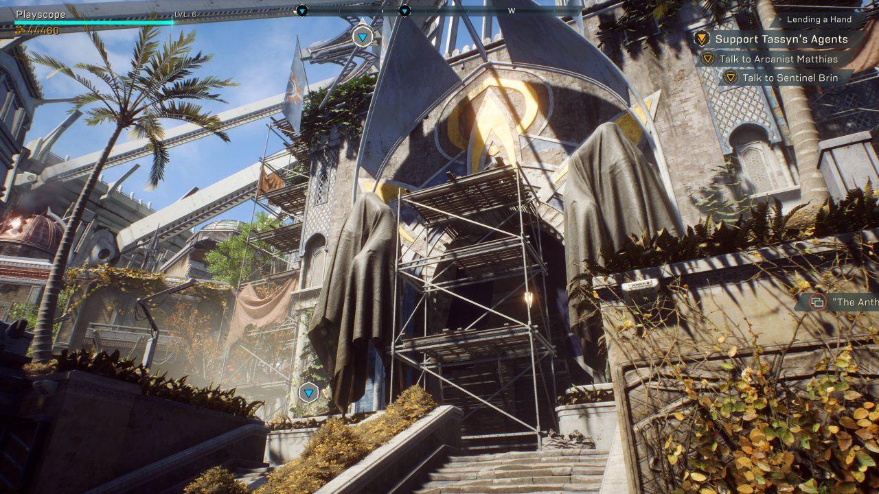 Découvrez le prologue et diverses missions d'Anthem PC et Xbox One en vidéos 4K