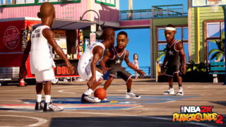 NBA 2K Playgrounds 2 Videos