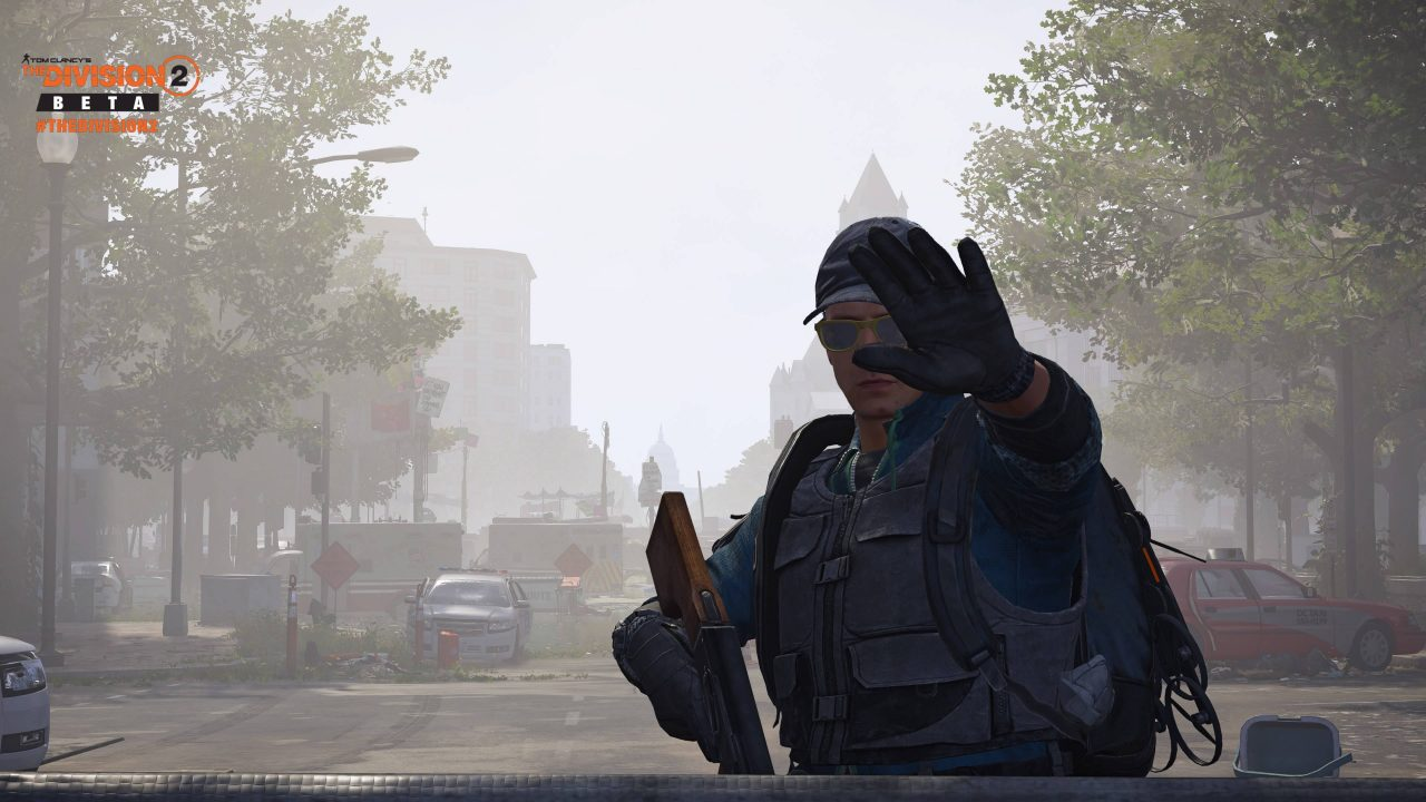 Tom Clancy's The Division 2 en vidéos 4K made in Playscope