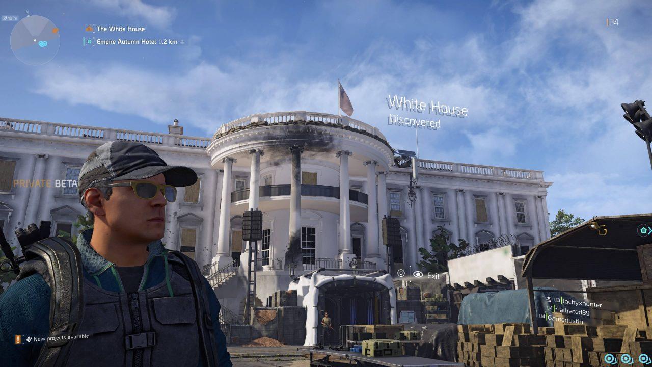 Prochainement la bêta publique pour Tom Clancy's The Division 2