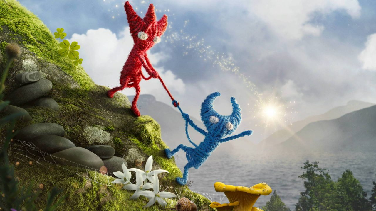 EA lance Unravel Two