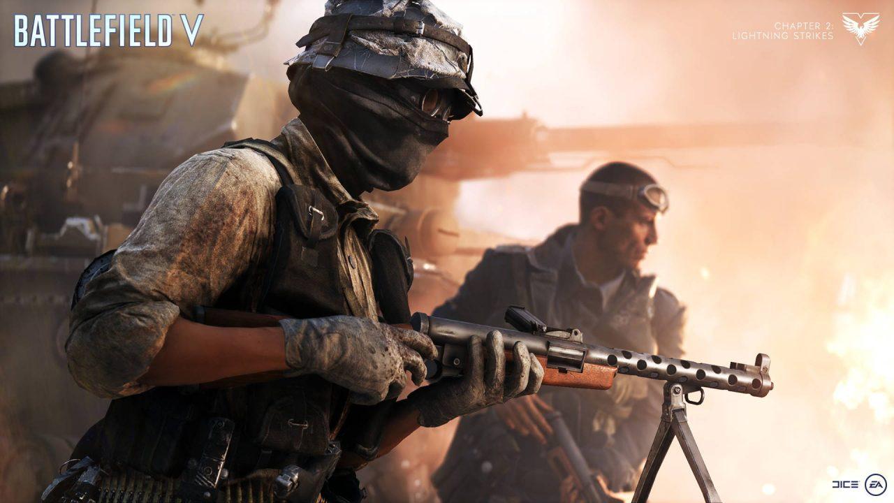 Le mode battle royale de Battlefield V arrive bientôt (trop tard?)