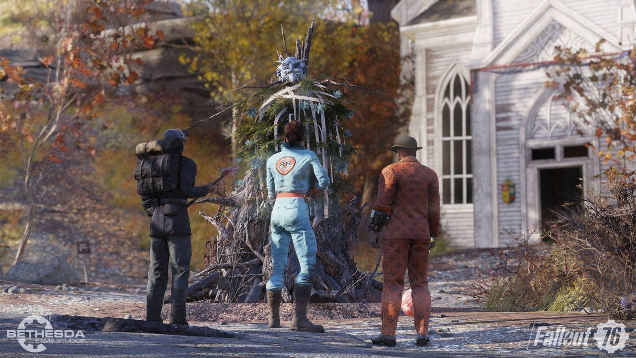 La mise à jour Wild Appalachia de Fallout 76 est disponible