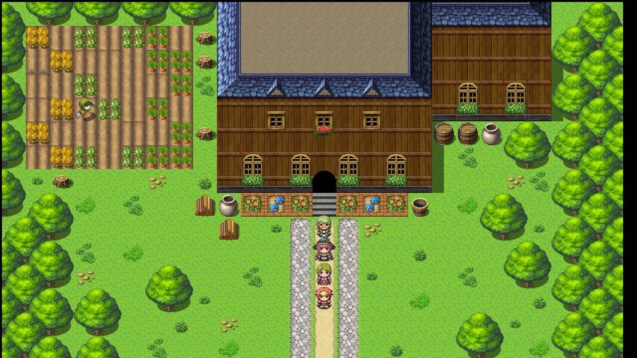 RPG Maker MV sortira uniquement sur PS4 et Switch