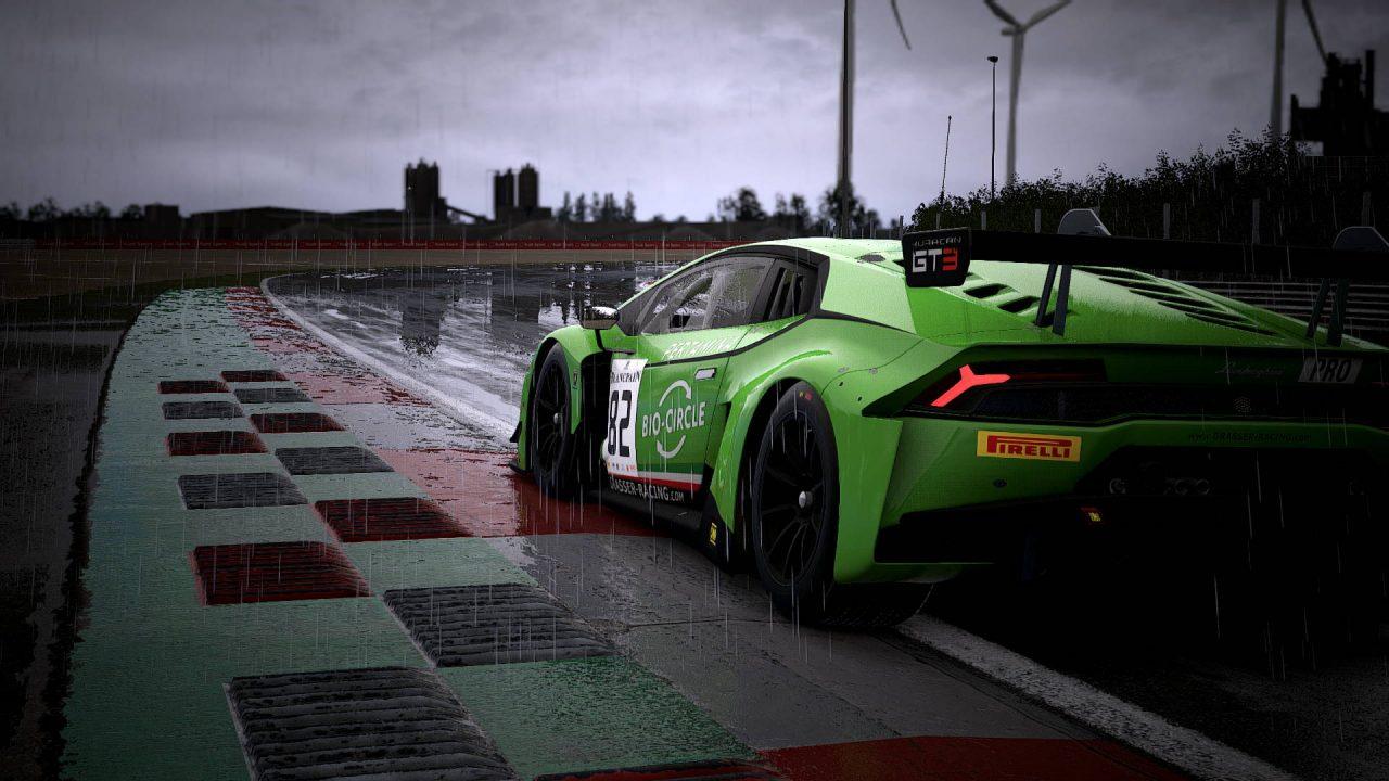 La version finale d'Assetto Corsa Competizione sortira fin mai sur PC