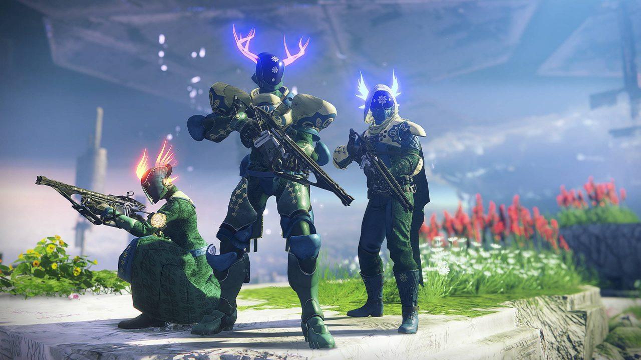 Destiny 2 – Bungie annonce l'évènement printanier, Les Réjouissances, pour la semaine prochaine