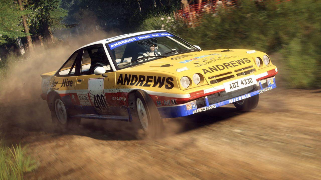 Vidéo et informations sur l'étape 2 de la première saison de DiRT Rally 2.0