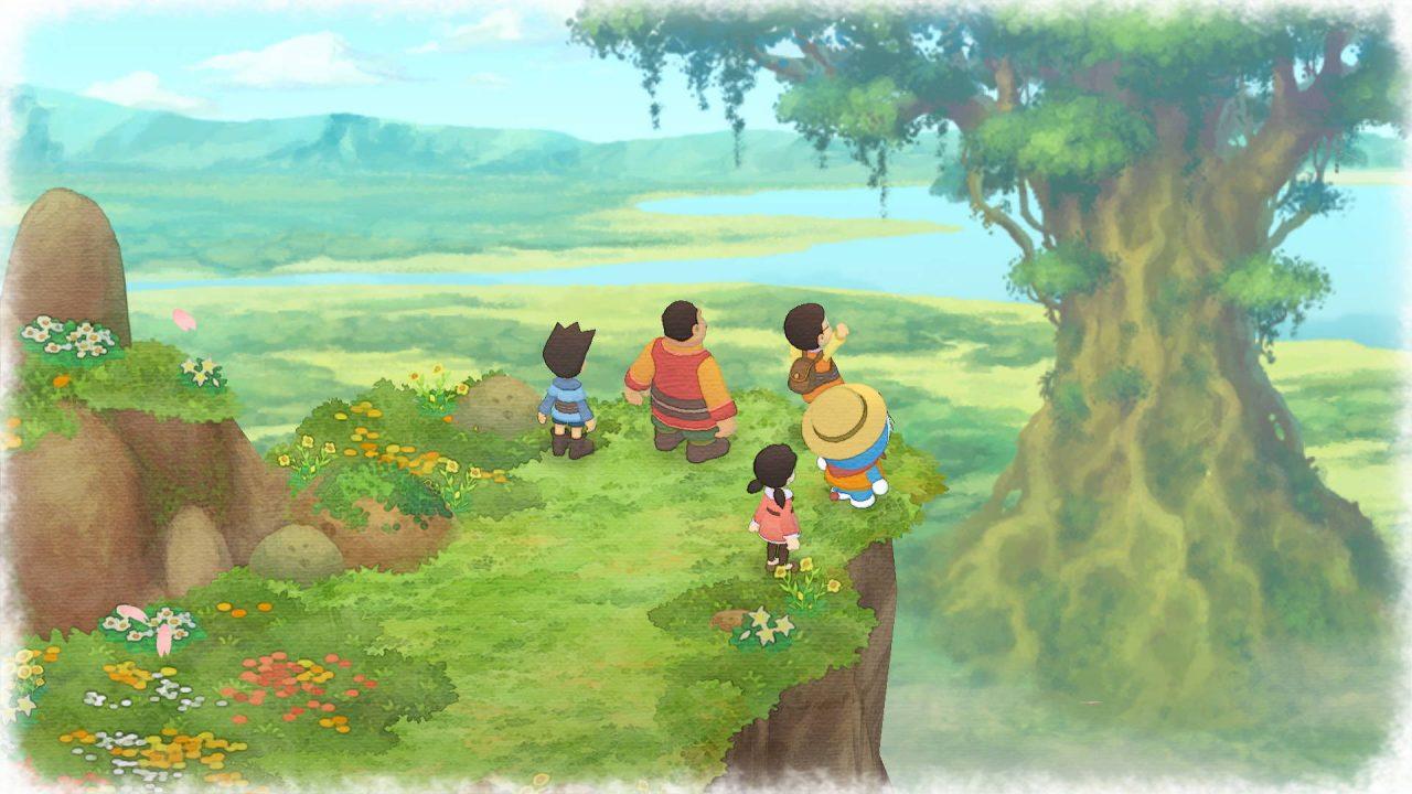 Bandai Namco dévoile Doraemon Story of Seasons