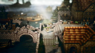 Octopath Traveler Images