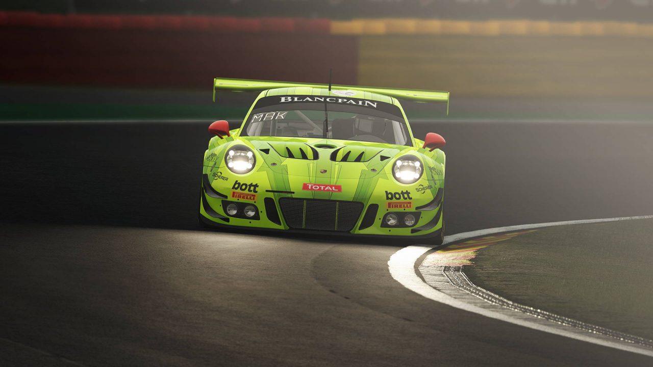 La mise à jour 1.1 d'Assetto Corsa Competizione disponible sur Steam