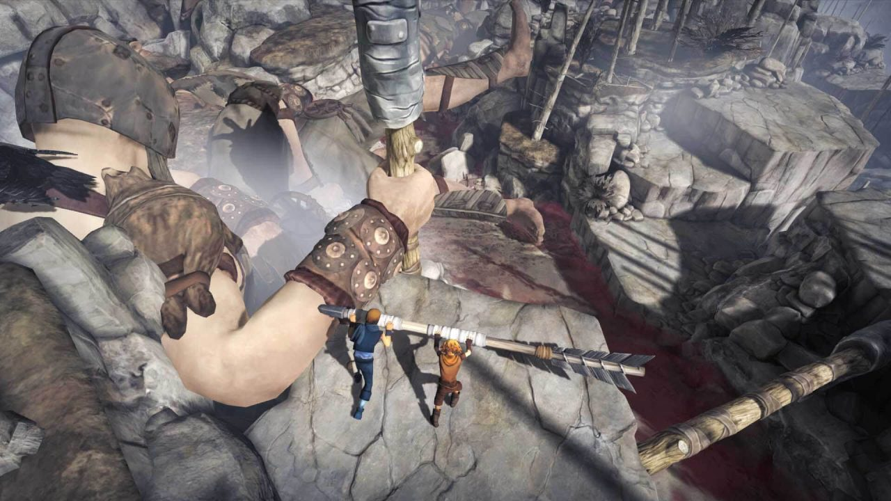 Brothers A Tale of Two Sons arrive sur Switch la semaine prochaine