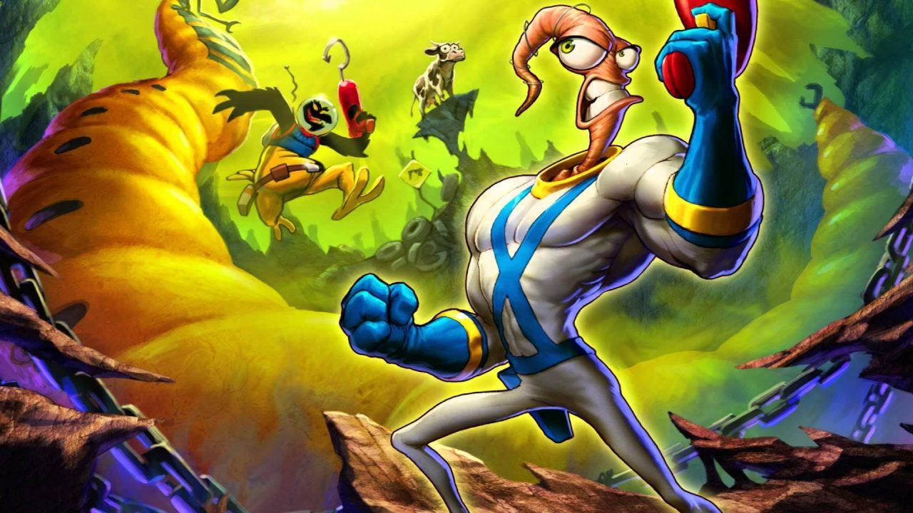 L'équipe créatrice d'Earthworm Jim se réunit pour un nouveau titre