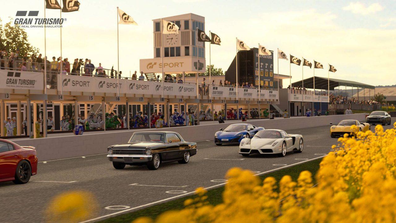 La mise à jour de mai 2019 débarque aujourd'hui sur GT Sport