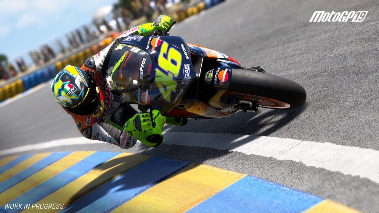 Un nouveau mode multijoueur pour MotoGP 19