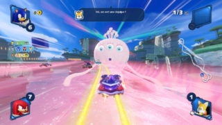 Team Sonic Racing Images