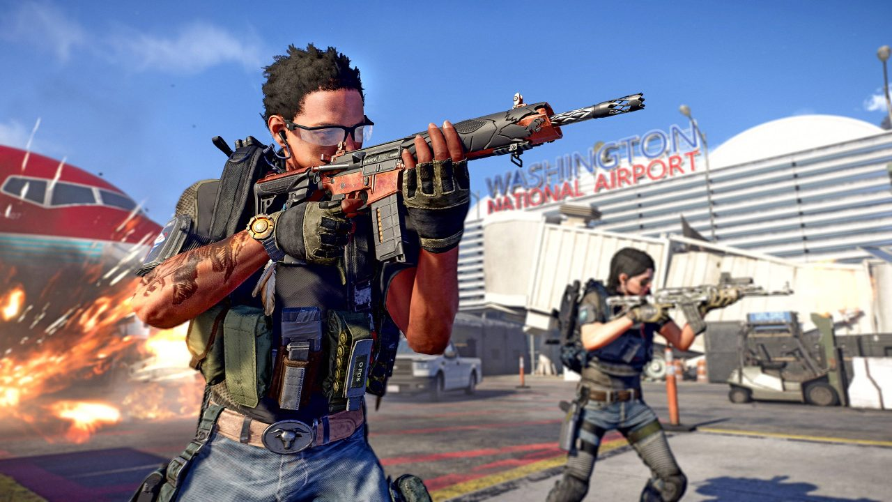 Pas de matchmaking pour le raid de Tom Clancy's The Division 2