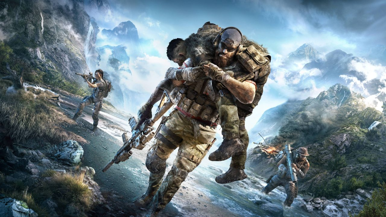 Ubisoft annonce Tom Clancy's Ghost Recon Breakpoint