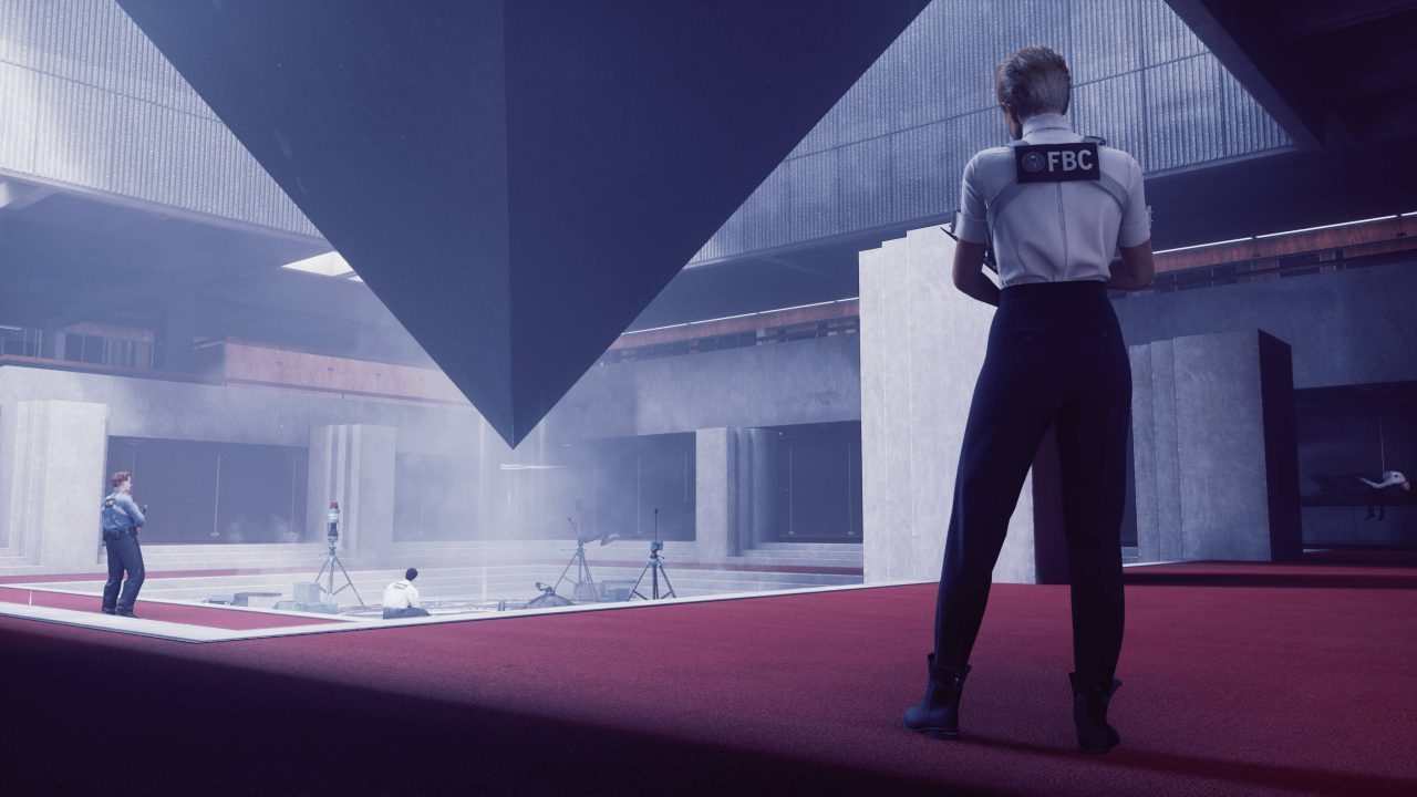 Nouvelles images pour Control, le prochain titre des créateurs d'Alan Wake