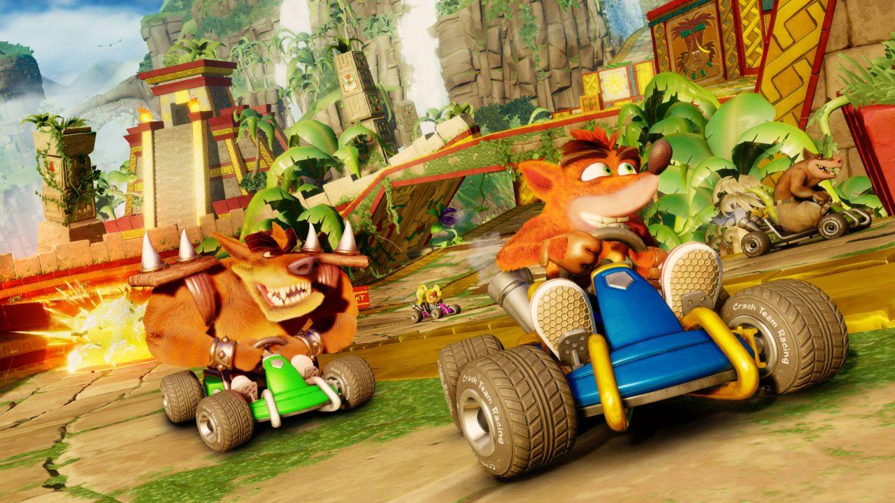 Du contenu post-lancement pour Crash Team Racing Nitro-Fueled