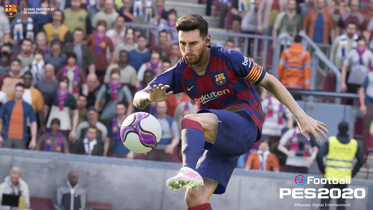 E3 2019 – PES change de nom et devient eFootball PES 2020