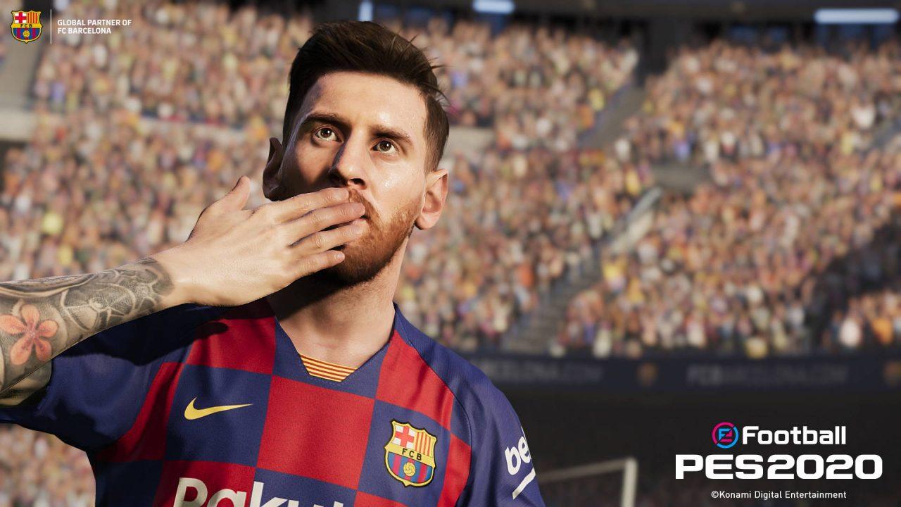 eFootball PES 2020 atteint 300 millions de téléchargements sur mobiles