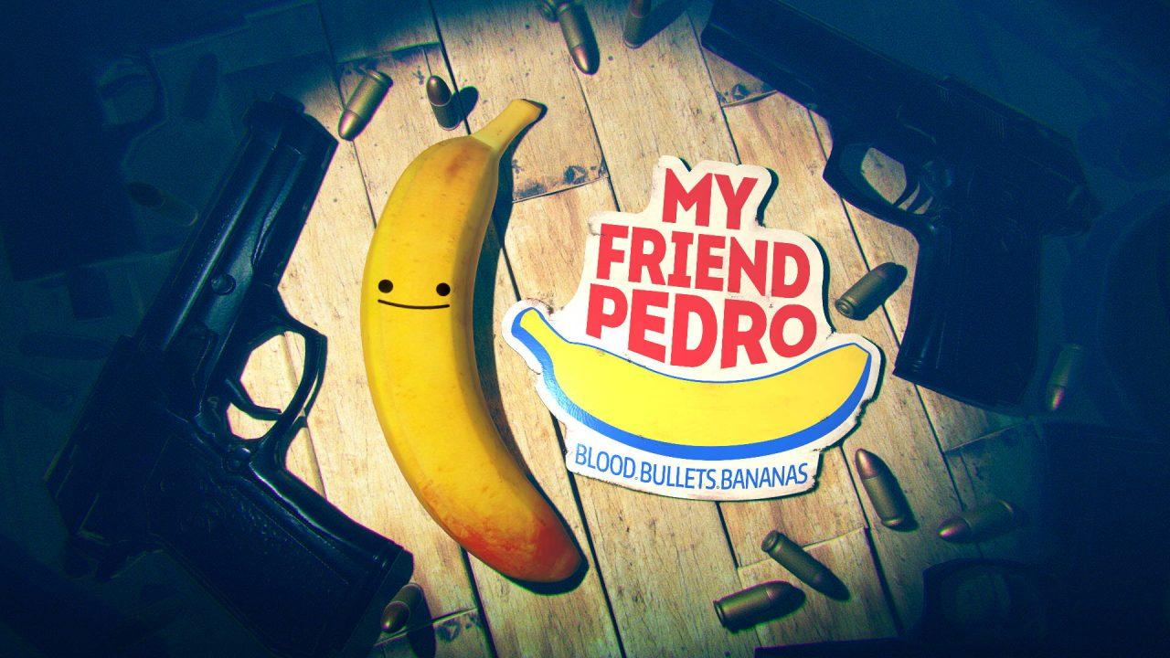 Un shooter matrixien avec My Friend Pedro