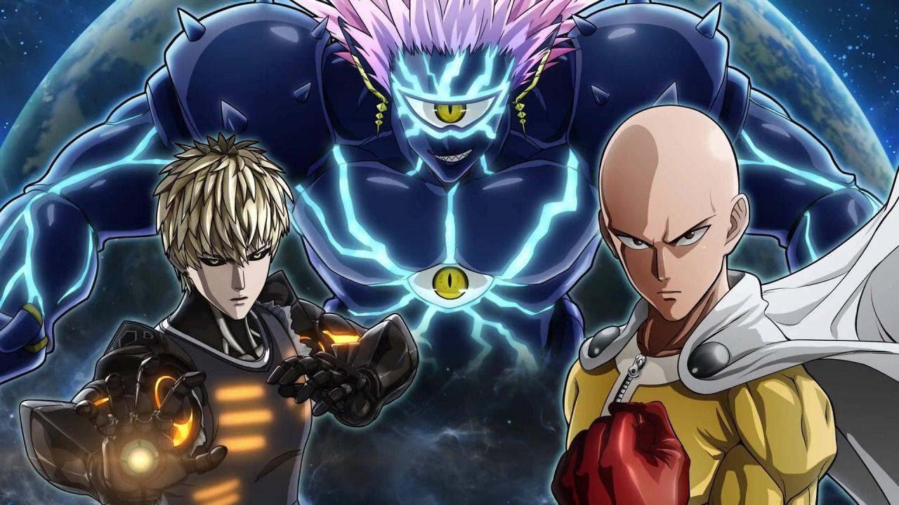 Bandai Namco annonce un titre adapté du manga One Punch Man