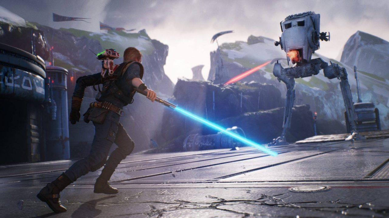 Une demi-heure de gameplay de Star Wars Jedi Fallen Order