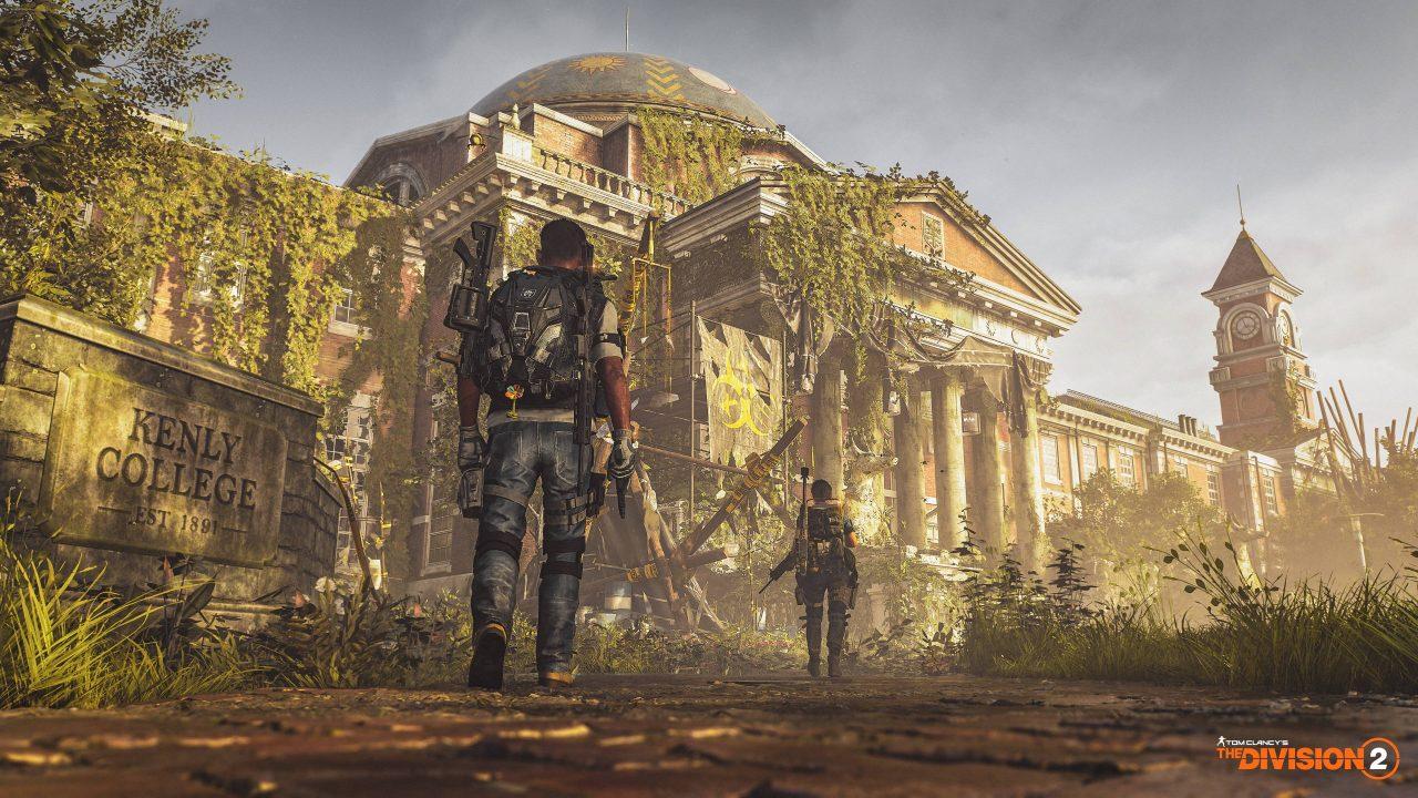 E3 2019 – Le détail des contenus de l'an 1 de The Division 2