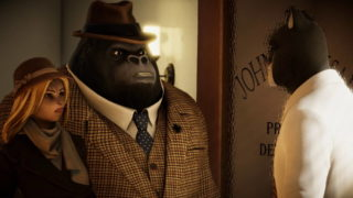 Blacksad Under the Skin Videos