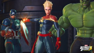 Marvel Ultimate Alliance 3 The Black Order Videos