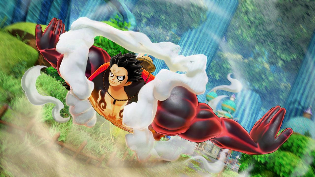 One Piece Pirate Warriors 4 sortira fin mars 2020