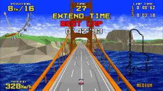 Sega Ages Virtua Racing Videos