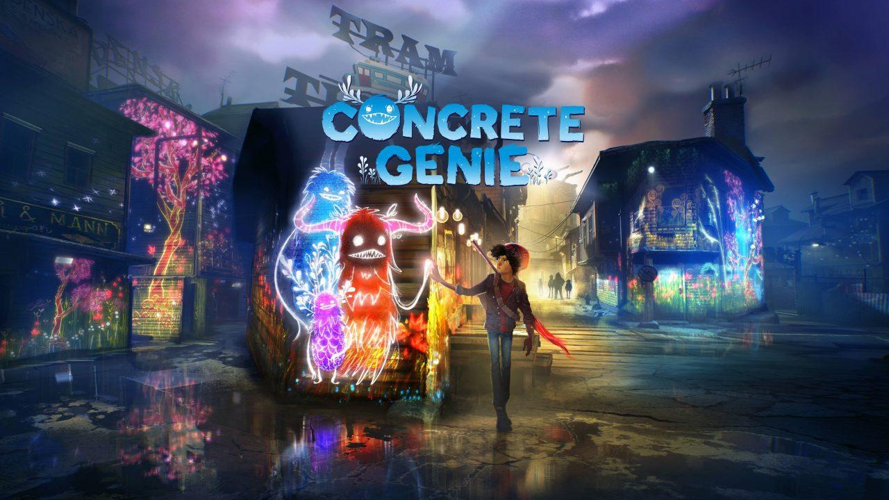 Concrete Genie sortira en octobre