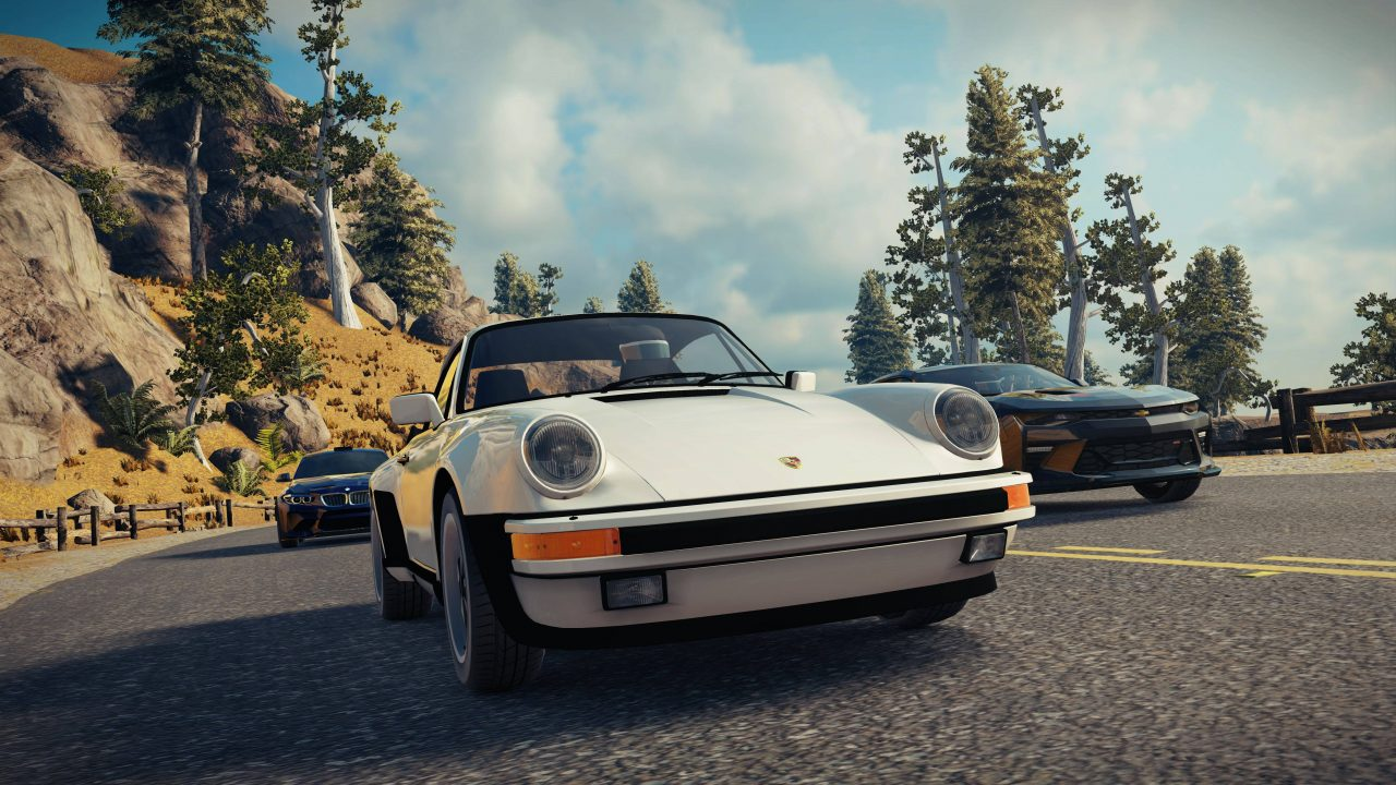 Microïds annonce Gear Club Unlimited 2 Porsche Edition