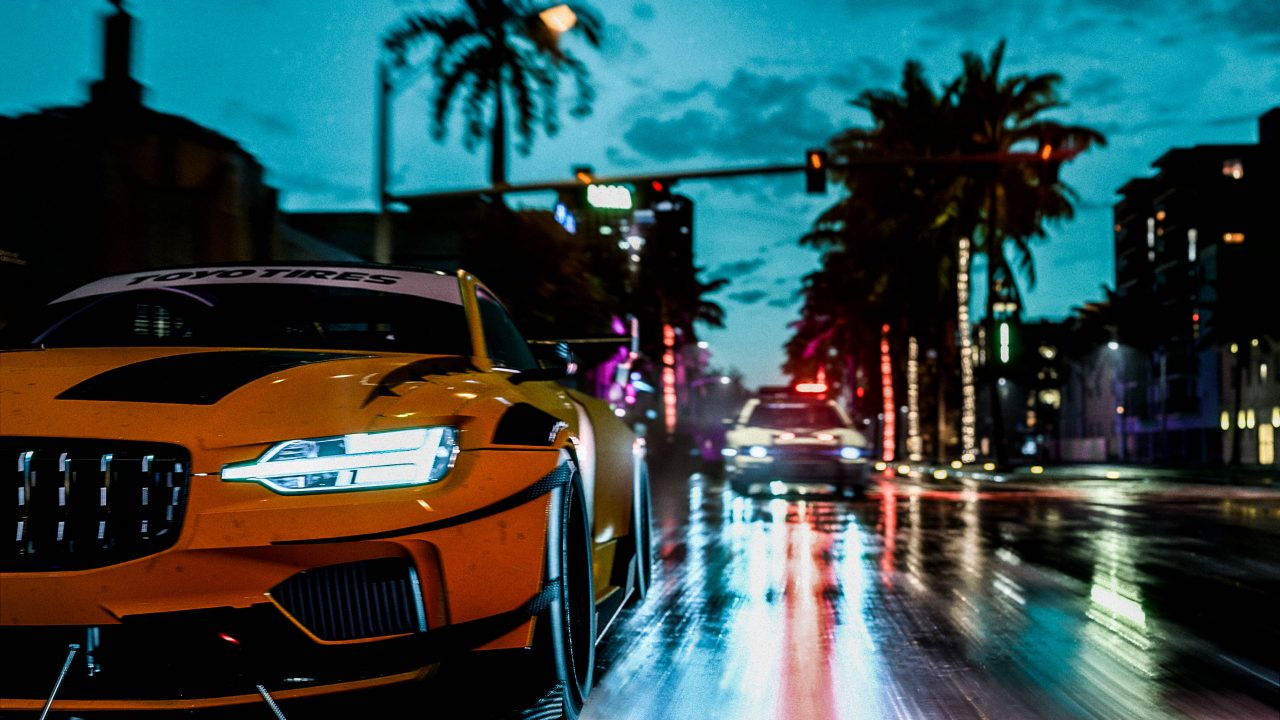 Electronic Arts annonce Need for Speed Heat